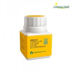 Hinojo 400 mg 60 comp.alivio gases .Botanicapharma