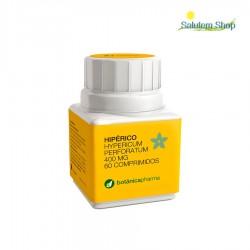 Гиперикум 400 мг 60 комп. Это помогает уменьшить беспокойство. Botanicapharma