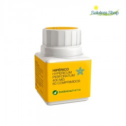 Hypericum 400 mg 60 comp. Aiuta a ridurre l'ansia. Botanicapharma