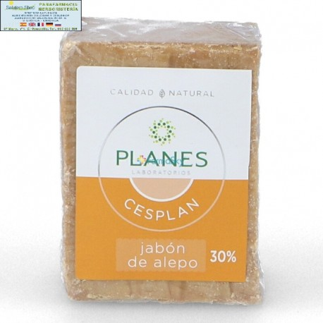 Bio Alepposeife 200gr 30%