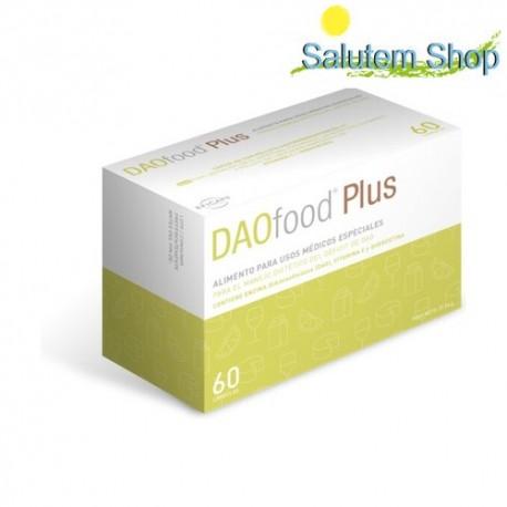 Dao Food Plus 60 capsules. Dao deficit