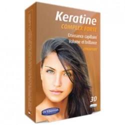 Keratine complex forte 30 cap