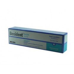 Triclosan Bexident Gums Toothpaste 75ml.