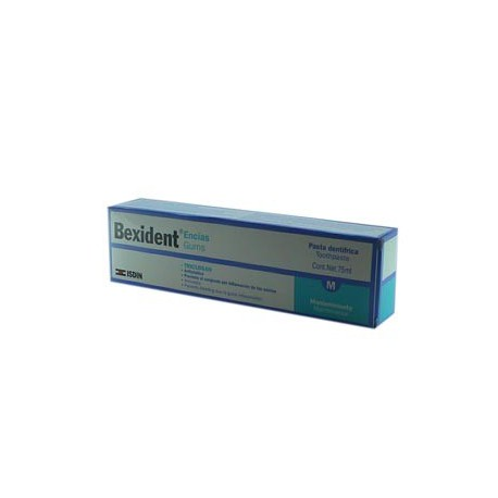 Triclosan Bexident Gums Toothpaste 75ml.
