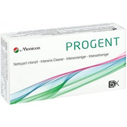 menicon progent SP – Limpiador intensivo, 5 ampollas, 1er Pack (1 x 5 unidades)
