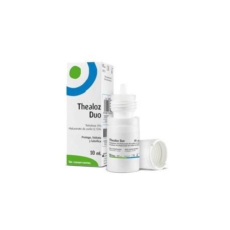 Thealoz Duo hidratacion y lubricacion del ojo