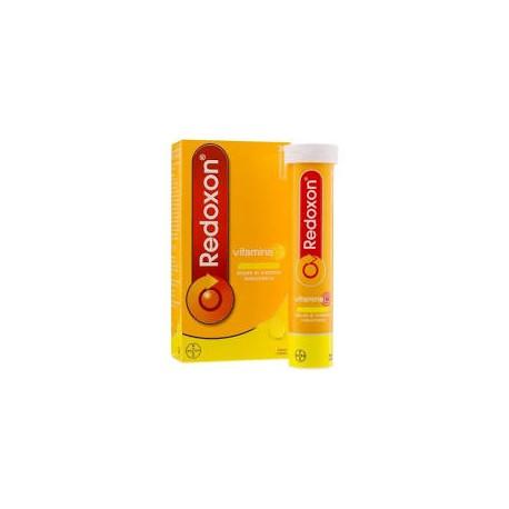 Redoxon Vitamine C Arôme Citron 30 Comprimés Effervescents