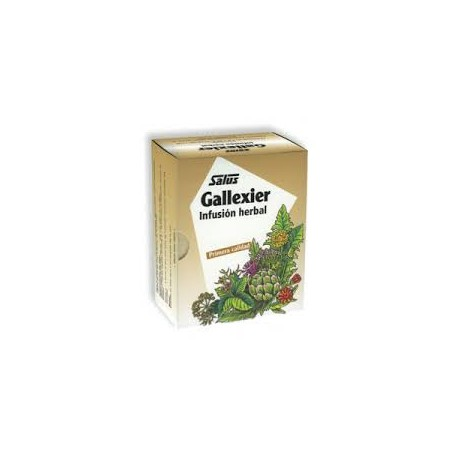 Infusion Gallexier 15 sachets. santé digestive