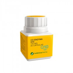 Coenzima Q10 100 mg 30 cápsulas