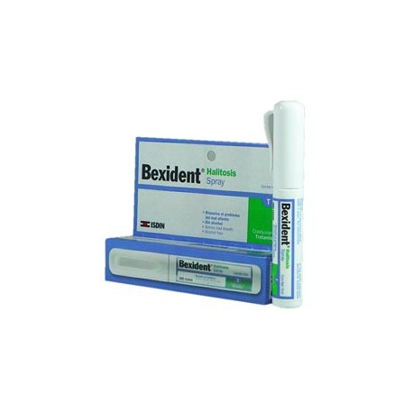 Halitosis Bexident Spray 10ml. Isdin.