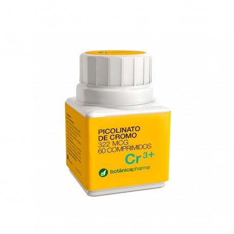 Picolinato de cromo 60 comprimidos