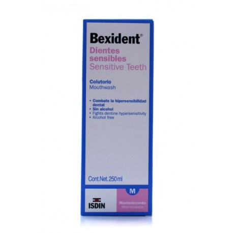 Bexident Denti Sensibili Collutorio 250ml