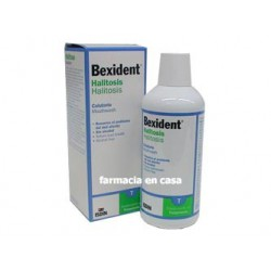 Bexident Halitosis Mouthwash 500ml