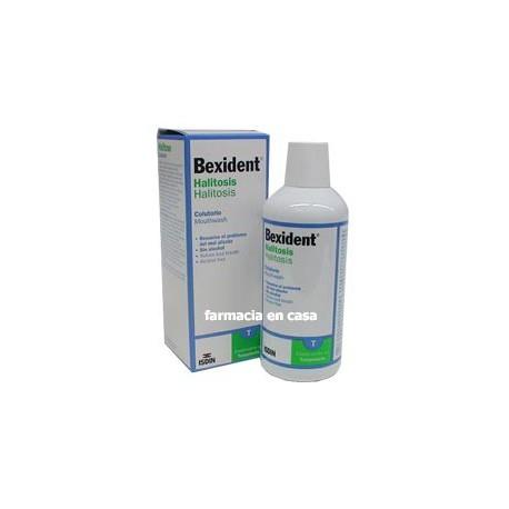 L'halitose rince-bouche de Bexident 500ml