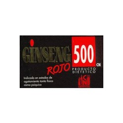 Ginseng Rojo 500