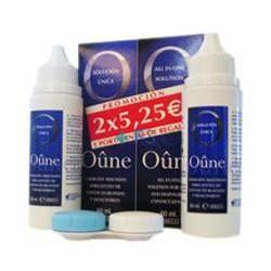 Duplo Oune viagens solução única 2 x 100 ml.