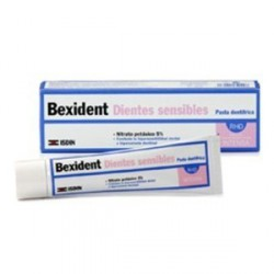Bexident Sensitive Зубная паста 75ml.
