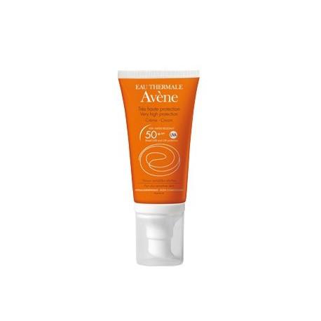 Avene Sunscreen 50+ Cream 50ml