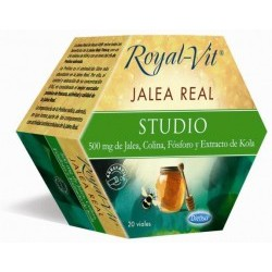 Royal-Vit Royal Jelly 20 vials. Dietisa.