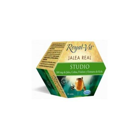 Royal-Vit Royal Jelly 20 vials. Dietisa.