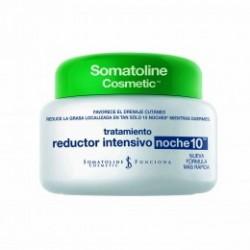 Somatoline Cosmetic Tratamiento Reductor Intensivo Noche 10 250ml.