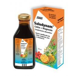 SALUDYNAM SYRUP