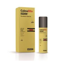 Calmabite Isdin. Emulsão Roll-On.