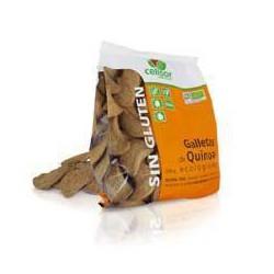 Quinoa Kekse ökologisch. GLUTENFREIE.