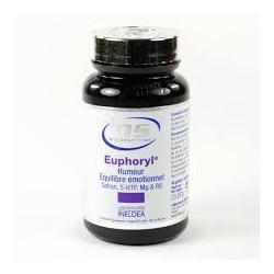 Euphoryl - Azafrán y 5-HTP de INDELDEA. 90 caps