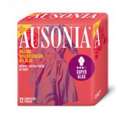 Comprime Ausonia Super com asas.