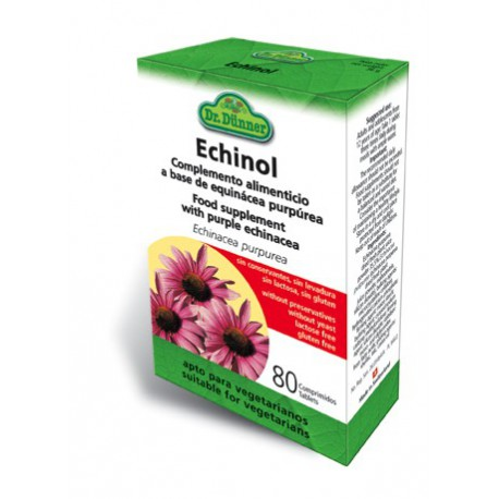 Echinol tablets. Dr. Dûnner.