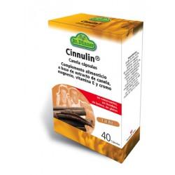 Capsulas de canela Cinnulin. Dr. Dûnner.