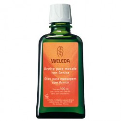 Arnica Massage Oil. Weleda.