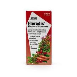 Floradix tablets . Salus .