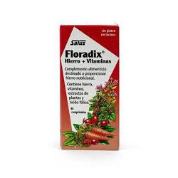 Floradix Tabletten. Salus .