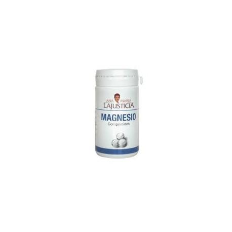 Magnesio. Cloruro de magnesio en comprimidos. Ana Maria Lajusticia.