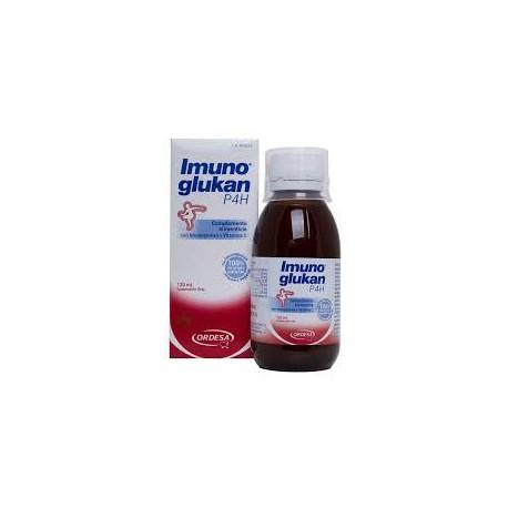 Produit Imunoglukan P4H. Ordesa.