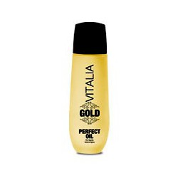 Fluent liquid gold. Vitalia Gold. Th-Pharma.