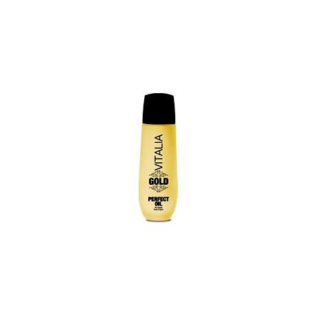Fluent liquid gold. Vitalia Gold. Th-Pharma.