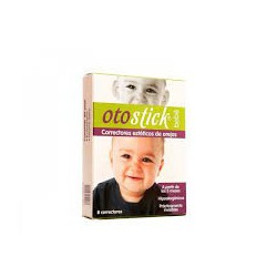 Otostick Bebés. Corrector de orejas + gorrito.