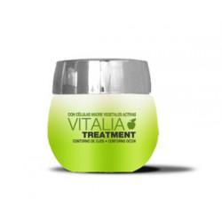 Contorno dos olhos. Tratamento Vitalia.Th Pharma.