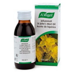 Hypericum oil . A Vogel.