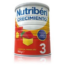 Croissance Nutribén 3 .
