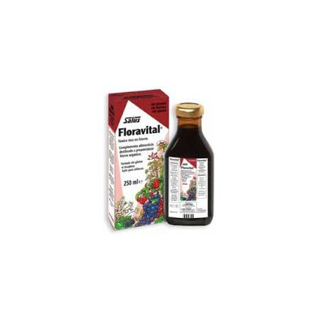 Special Celiac Floravital Iron Syrup. Salus.
