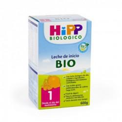 HiPP lait biologique 1 initiation.