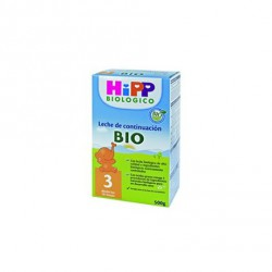 HiPP Milch 3 Biologisches Wachstum .