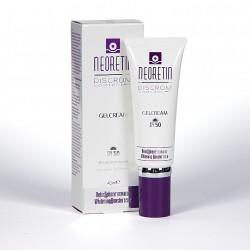 Neoretin Discrom Control Gel Cream SPF50.