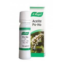 Aceite Po-Ho. A.Vogel.