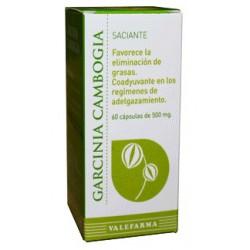 Garcinia Cambogia 60 capsules. Valefarma.