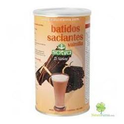 Vanilla milkshake de saciedade . Sotya.